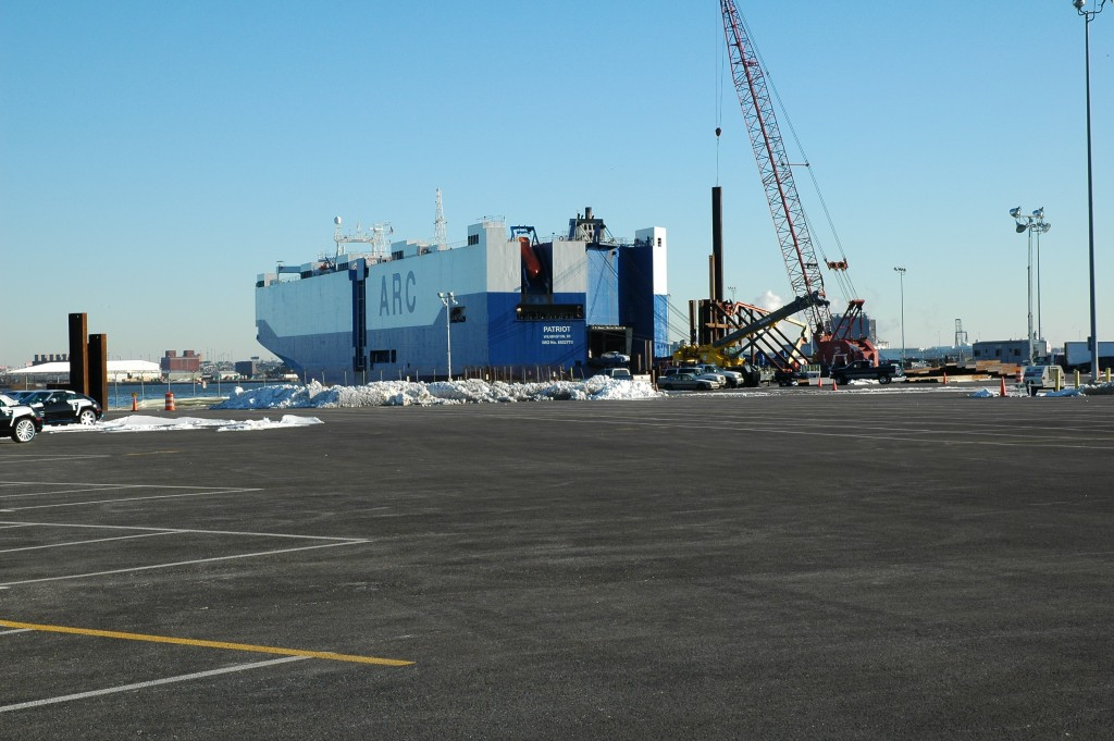 FairField Marine Terminal 011