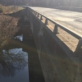 BRIDGE DECK REPLACEMENT ON MD 6 OVER ZEKIAH SWAMP